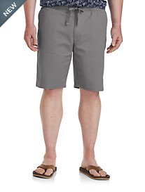 True Nation® Drawstring Athletic-Fit Shorts