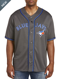 MLB Charcoal Jersey