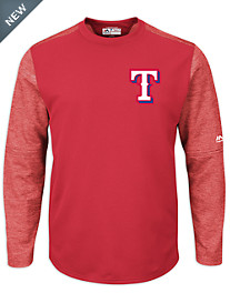 Majestic MLB Tech Fleece Pullover