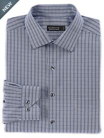 Rochester Non-Iron Medium Plaid Dress Shirt