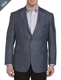 Oak Hill® Jacket-Relaxer™ Heather Check Sport Coat – Executive Cut