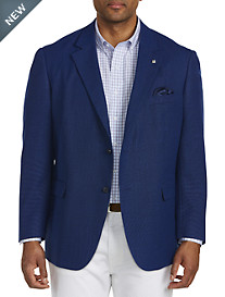 Oak Hill® Jacket-Relaxer™ Seasonal Textured Solid Sport Coat