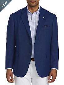 Oak Hill® Jacket-Relaxer™ Seasonal Textured Solid Sport Coat – Executive Cut