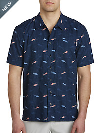 Columbia® Printed PFG Shirt