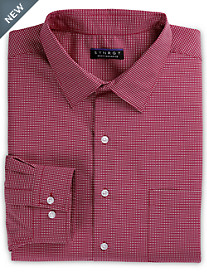 Synrgy™ Performance Non-Iron Geo Dobby Dress Shirt