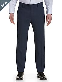 Synrgy™ Performance Mélange Flat-Front Suit Pants
