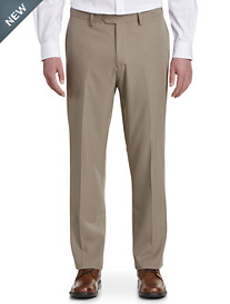 Gold Series Waist-Relaxer® Modern-Fit Sorbtek Flat-Front Dress Pants