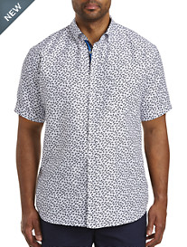 Synrgy™ Microfiber Pineapple Sport Shirt