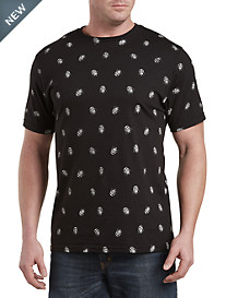 Star Wars™ Darth Vader Ditsy-Print Graphic Tee