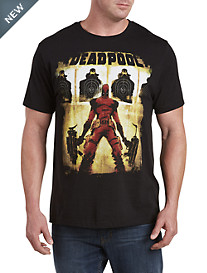 Marvel® Comics Deadpool Guns & Stuff Graphic Tee