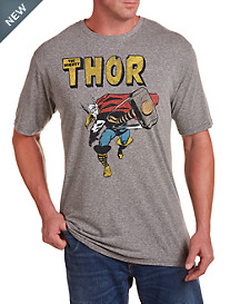 Retro Brand Thor Graphic Tee