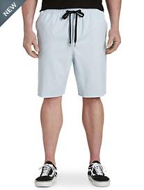 PX Clothing Raw-Edge Shorts