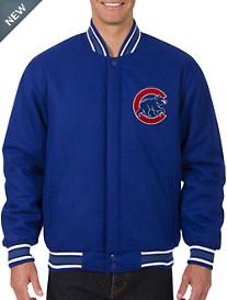MLB Reversible Wool Jacket