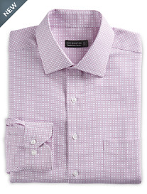 Rochester Non-Iron Small Dobby Grid Dress Shirt