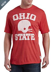 Retro Brand Ohio State Retro Helmet Tee