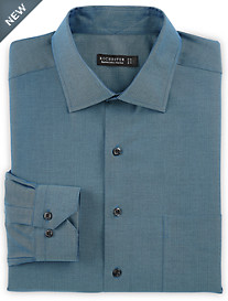 Rochester Non-Iron Herringbone Solid Dress Shirt
