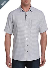 Synrgy™ Microfiber Patterned Sport Shirt