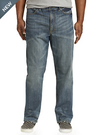 True Nation® Cali Cool Relaxed-Fit Stretch Jeans