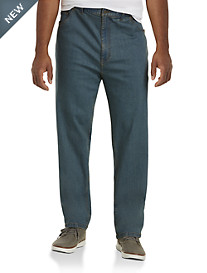 Harbor Bay® Continuous Comfort® Jeans - New and Improved Fit