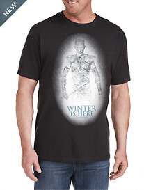 Game Of Thrones White Walker Graphic Tee