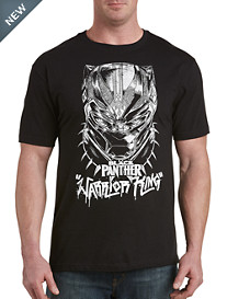Marvel® Comics Black Panther Warrior King Graphic Tee