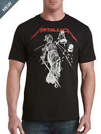 Metallica Justice For All Graphic Tee
