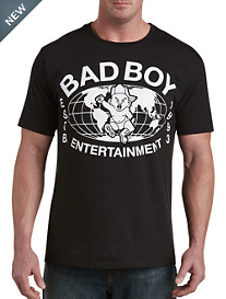 Bad Boy Entertainment Graphic Tee
