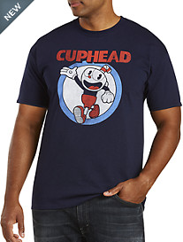 Cuphead Graphic Tee