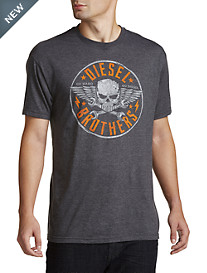 Diesel Brothers Wrench Bones Graphic Tee