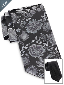 Synrgy™ Reversible Bold Floral Tie