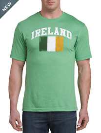 Irish Flag Graphic Tee