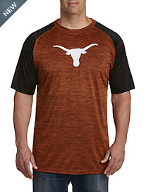 Collegiate University of Texas Performance Tee