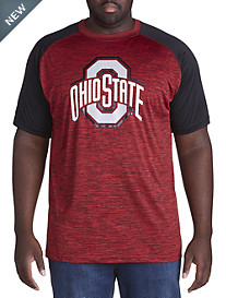 Collegiate Ohio State Performance Tee