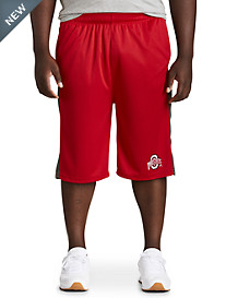 Collegiate Ohio State Performance Shorts