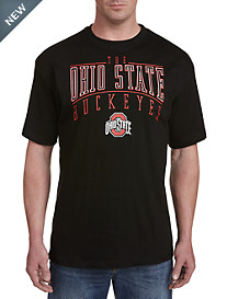 Collegiate Ohio State Black Pop Tee