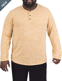 MVP Collections 3-Button Henley