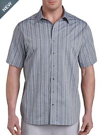 Yarn-Dye Dobby Sport Shirt