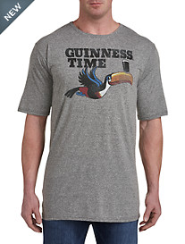 Retro Brand Guinness Time Graphic Tee