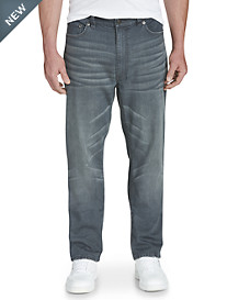 True Nation Athletic-Fit Stretch Jeans
