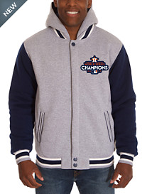 MLB 2017 World Series Reversible Hooded Jacket