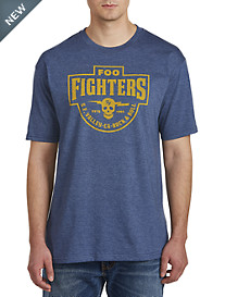 Foo Fighters San Francisco Valley Graphic Tee