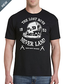 Disney® Peter Pan The Lost Boys Graphic Tee