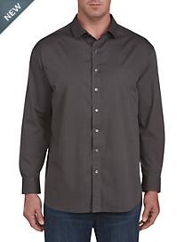 Synrgy Diamond Print Sport Shirt