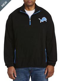 NFL Fleece 1/4-Zip Pullover
