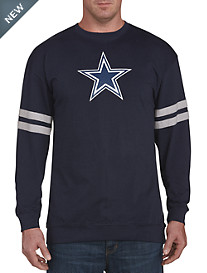 NFL Cowboys Stripe Long-Sleeve T-Shirt