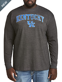 Collegiate Graphic Long-Sleeve Tee