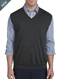 Rochester Merino Wool Sweater Vest