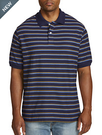 Harbor Bay Stripe Polo