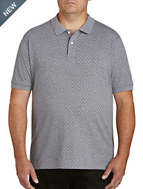 Harbor Bay Printed Polo