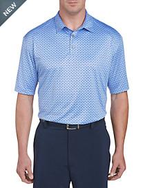 Reebok Graphic Mini Dot Polo Shirt